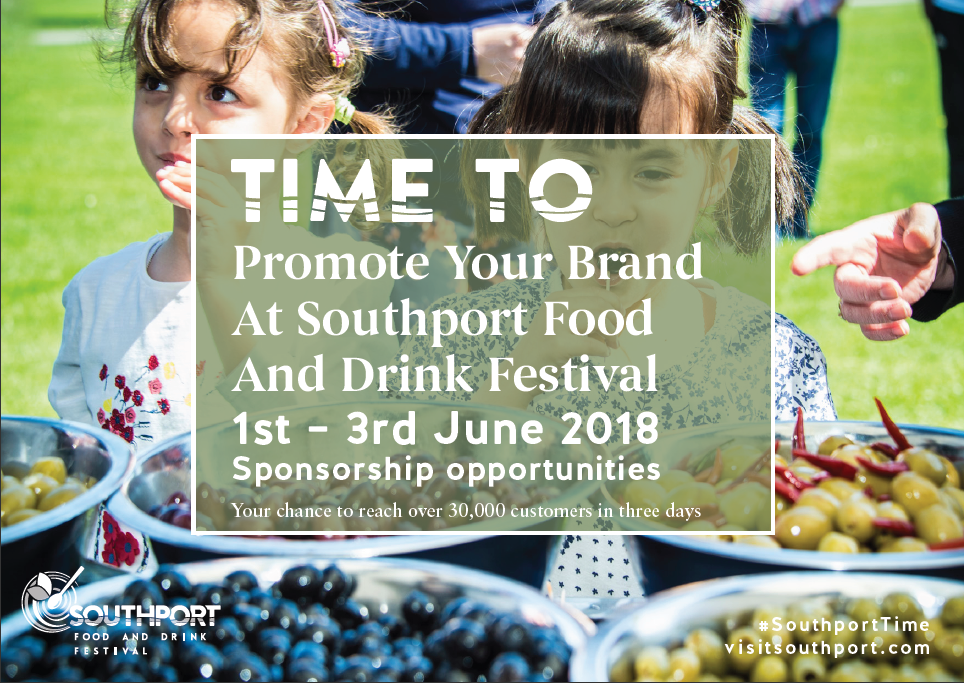 Southport Food & Drink Sponsorship Brochure