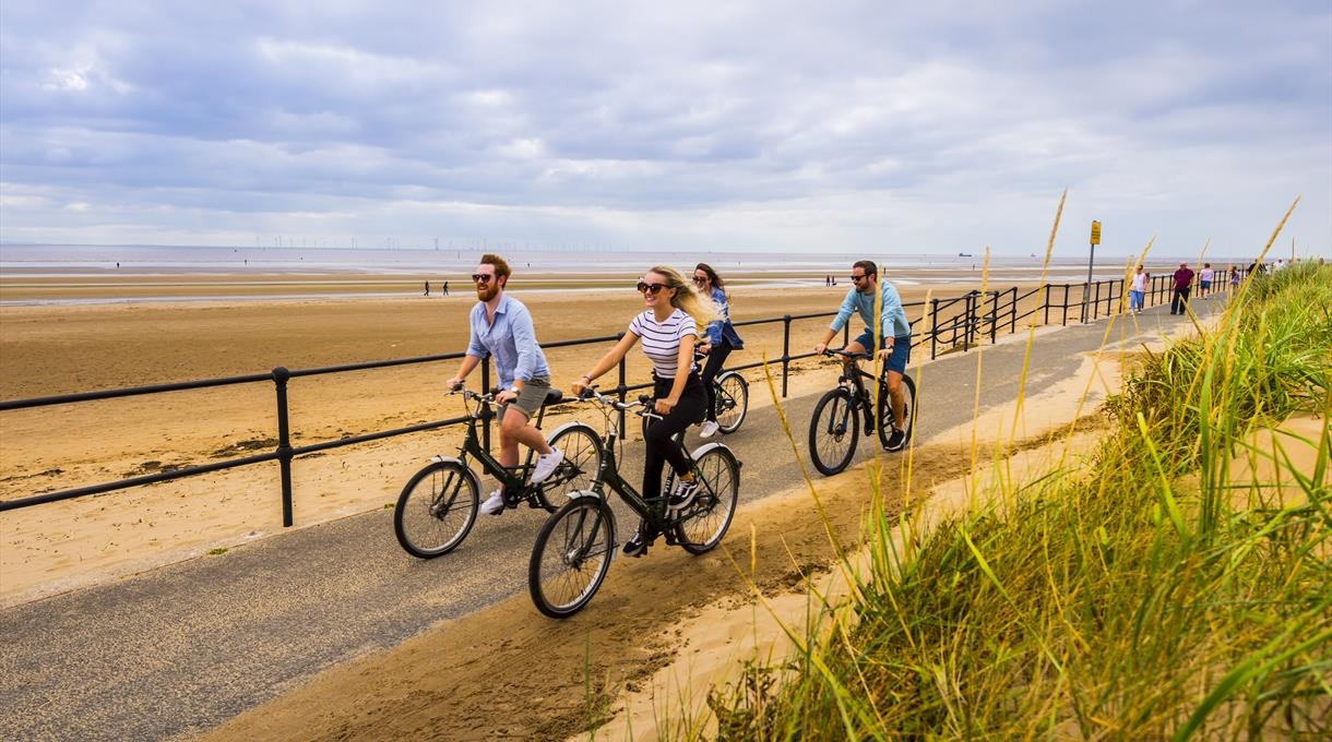 04913b05641 Walking & Cycling Routes in Southport - Visit Southport