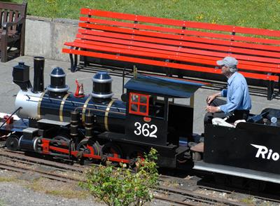 Lakeside Miniature Railway