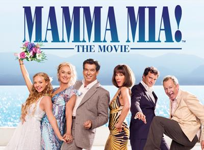 Mamma Mia Outdoor Cinema