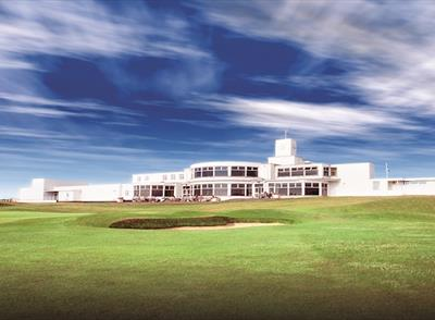 Royal Birkdale Clubhouse