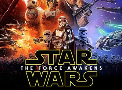 Star Wars The Force Awakens Outdoor Cinema