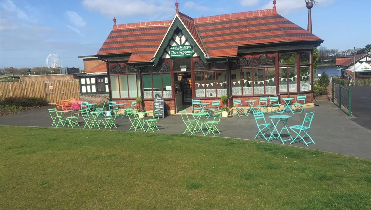 Kings Gardens Tea Rooms