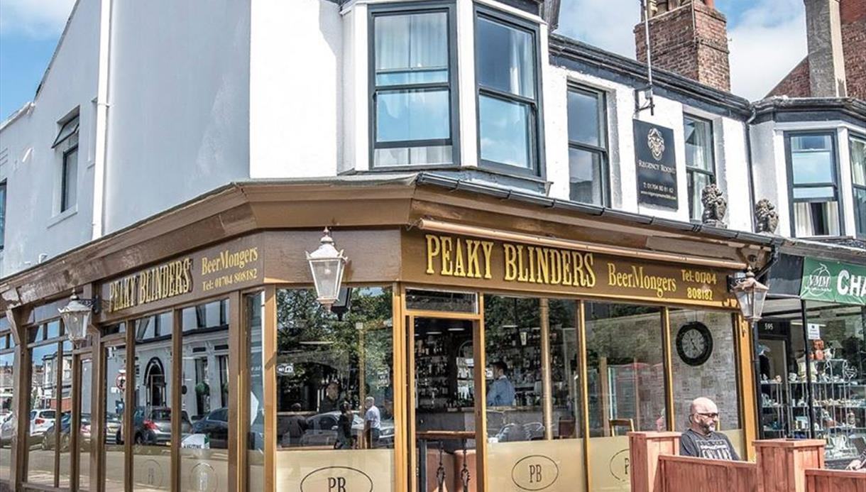 Peaky Blinders Bar