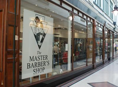 The Master Barber