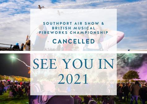 Major events cancelled due to Covid-19