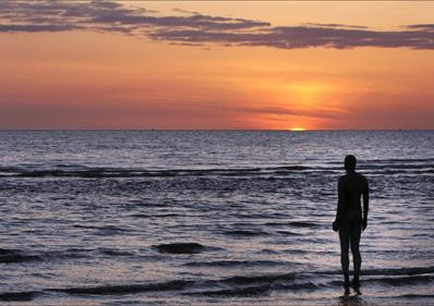 Thumbnail for 'Another Place' by Antony Gormley