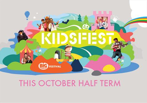 Its the KidsFest 2017 this October Half Term