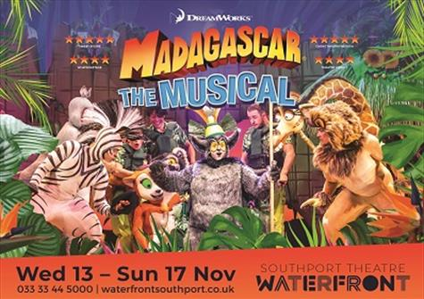 Madagascar Ticket Offer