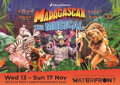 Thumbnail for Madagascar The Musical