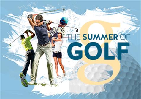 The Summer of Golf
