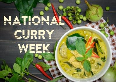 Thumbnail for 5 places to grab a curry for National Curry Week