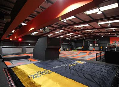 Jump Warehouse Southport