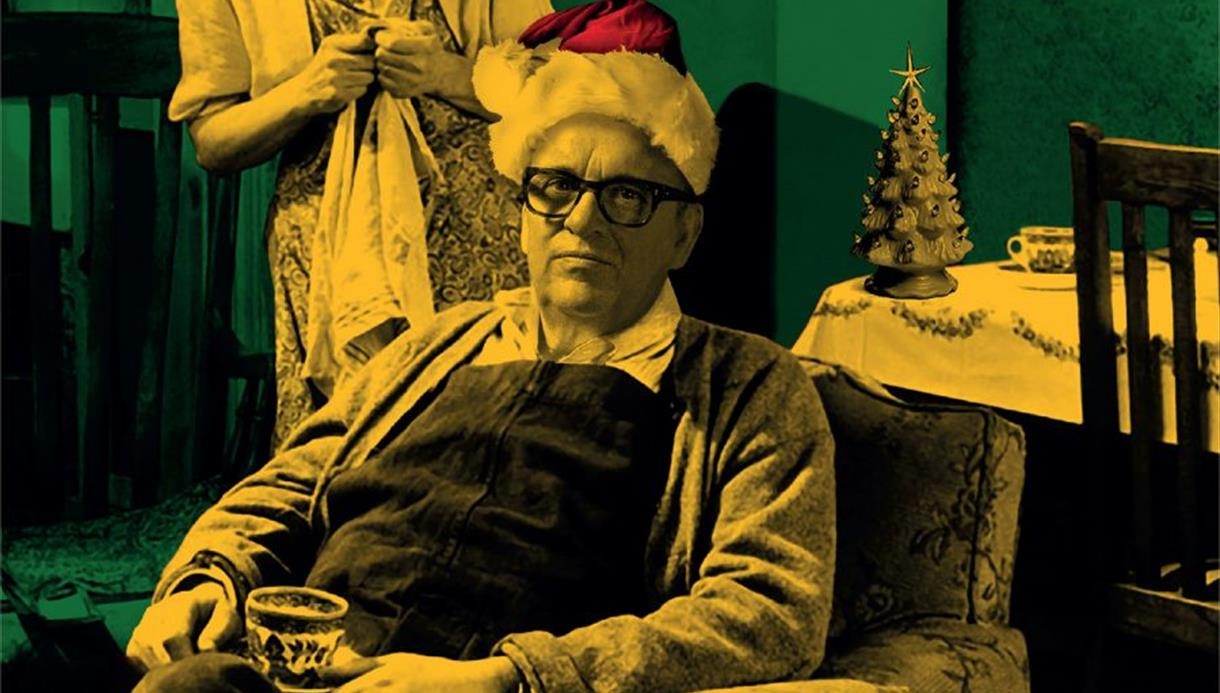 Chris Difford: Christmas Shopping