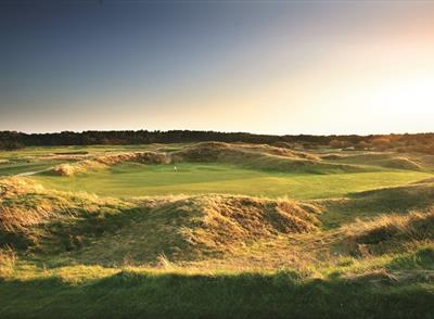 Formby Golf Club Course