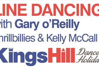 Line Dance with Gary O'Reilly