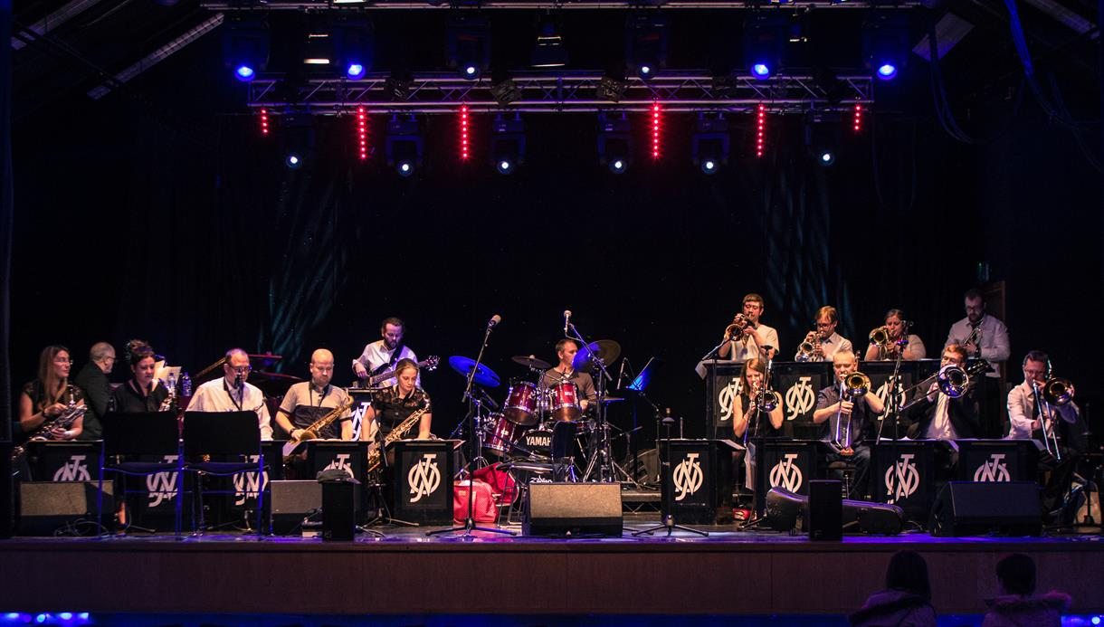 The Northern Jazz Orchestra