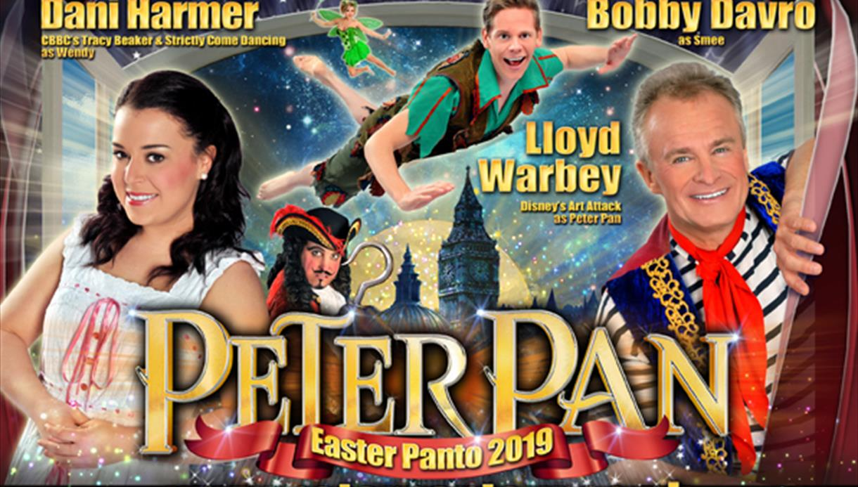 Peter Pan - Easter Panto