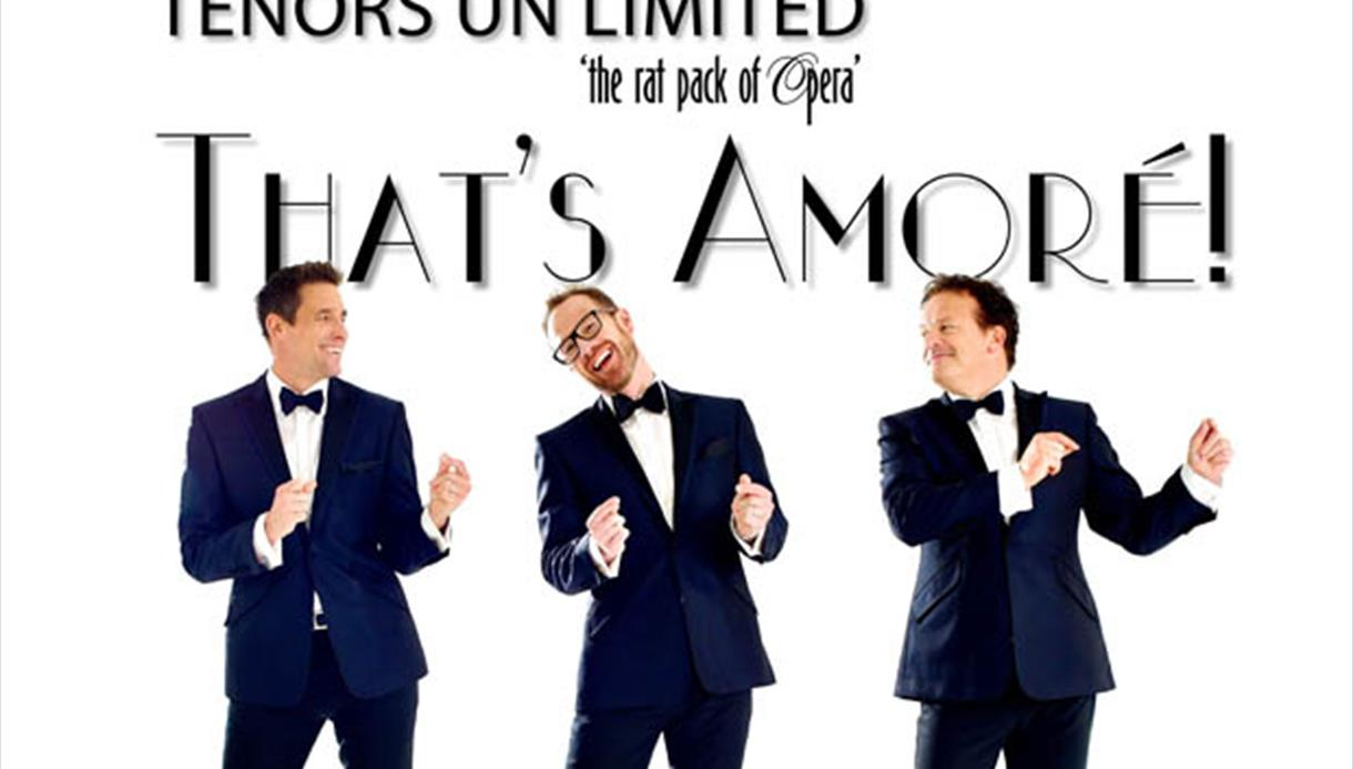 Tenors Un Limited: That's Amore