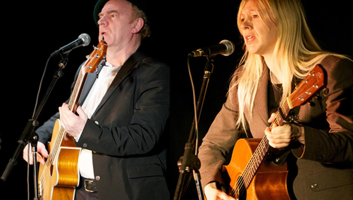 The Beginnings of Fairport Convention – Ashley Hutchings & Becky Mills