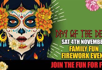 Day of the Dead Fireworks Festival