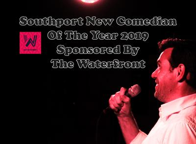 Southport New Comedian of the Year 2019
