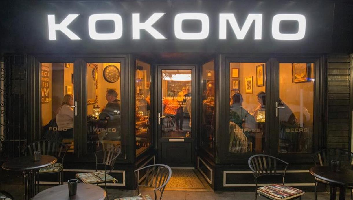 Kokomo Coffee & Wine Bar