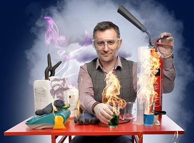 Mark Thompson's Spectacular Science Show