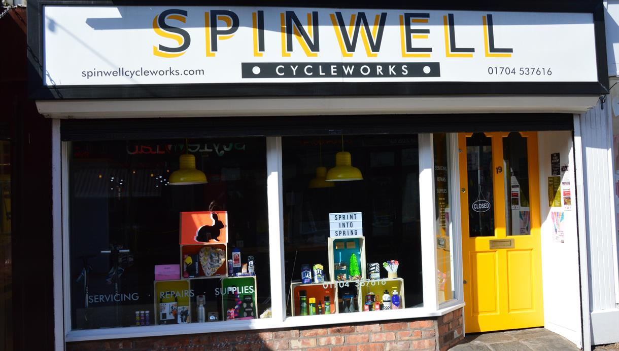 Spinwell Cycleworks