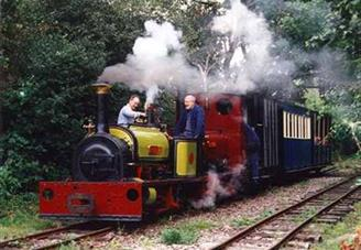 West Lancs Railways